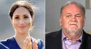 Meghan Markle's Father Says She Has 'Ghosted' Him [Video]