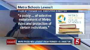 New lawsuit filed in MNPS sexual harassment scandal [Video]