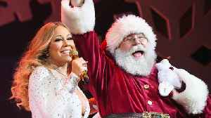 Mariah Carey's 'All I Want For Christmas Is You' Becomes Highest-Charting Yuletide Hit in 60 Years on Hot 100 | Billboard News [Video]