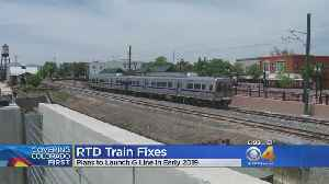 RTD: Software Fix Coming Soon For A Line, Plans To Start G Line Service [Video]