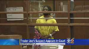 Man Accused In Deadly Trader Joe's Shooting Claims 'Insanity,' Judge Enters Not Guilty Plea [Video]