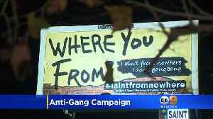 'I Ain't From Nowhere – I Don't Gangbang:' South LA Grandmother Flips Script On Gang Members With Billboard Campaign [Video]