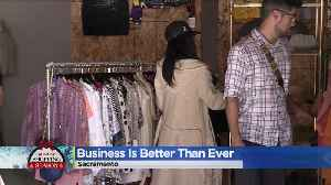 Business Better Than Ever At Traditional Stores [Video]