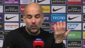 Guardiola: Schedule is what it is [Video]