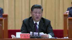 Xi Jinping: China won't be dictated to by an outsider