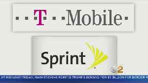 Sprint, T-Mobile Move Closer To Merger [Video]