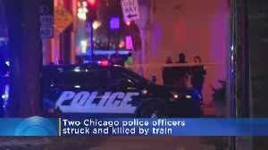 National Headlines: 2 Chicago Officers Killed By Train & More