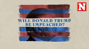 News video: Will Donald Trump Be Impeached?