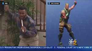 Carlton Banks Dance Gets 'Forenite' Sued [Video]