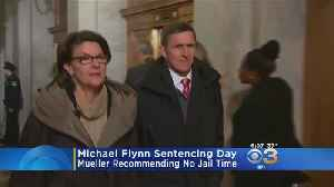 Former National Security Adviser Michael Flynn To Be Sentenced Today [Video]