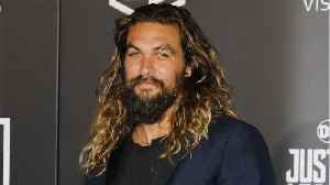 Which 'Justice League' Member Does Jason Momoa Want In An 'Aquaman' Sequel? [Video]