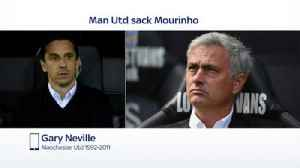 Neville not surprised by Mourinho sacking [Video]