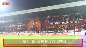 This Red Dead Redemption tifo from Austria Wien fans is incredible [Video]