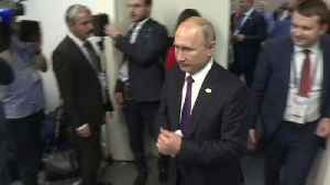 Vladimir Putin Pledges To Look Into The Persecution of Jehovah's Witnesses In Russia [Video]