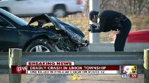 Deadly five-vehicle crash in Union Township [Video]