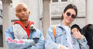 Kendall Jenner and Childhood Pal Jaden Smith Grab Brunch — and Share Sweet Hug [Video]