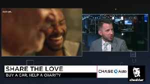 Subaru Celebrates 11th Year of 'Share the Love' Charity Event [Video]