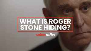 In a 2017 Salon interview, Roger Stone comments on Russian ties [Video]