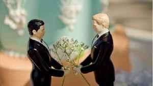 A gay couple created their own same-sex Barbie wedding set, and now Mattel wants to make one for real [Video]