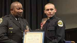 Son of Fallen Officer Graduates from Police Academy on Same Day His Father Was Killed [Video]