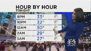Tuesday Afternoon Forecast: Winds Wind Down [Video]