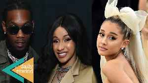 Cardi B ACCEPTS To Take Back Offset! Ariana Grande UNDER PRESSURE From pete Davidson's Drama! | DR [Video]