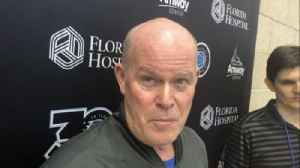 Orlando Magic coach Steve Clifford previews game against San Antonio [Video]