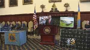 Kenney Signs Bill Enabling Philadelphia To Enter Into Agreement With Renewable Energy Developer [Video]