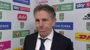 Puel gutted at harsh exit [Video]