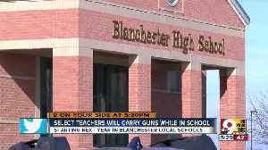 Blanchester school board approves arming some staffers [Video]