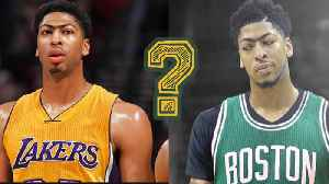 Celtics Trying HARD To Get Anthony Davis But Lakers Are In The WAY! [Video]