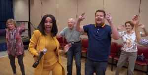 Cardi B Performs at Senior Center and Gets Asked on a Date [Video]