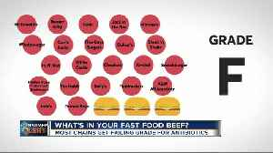 What's in your fast food beef? [Video]