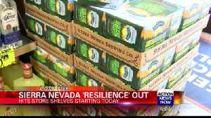 Sierra Nevada 'Resilience' Out now [Video]