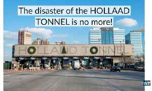 The Holland Tunnel At Christmas Is An OCD Person's Nightmare [Video]
