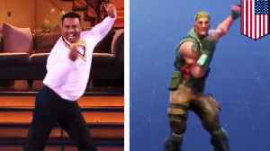 Fortnite is facing lawsuitsover emote dances [Video]