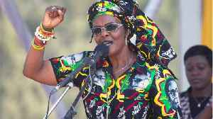South Africa: Arrest Warrant Issued For Grace Mugabe [Video]