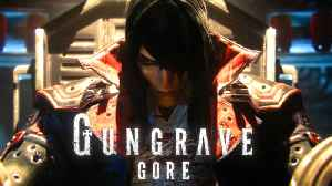 Gungrave Gore - Official Story Trailer [Video]