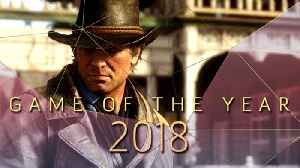 Red Dead Redemption 2 - GameSpot's Game Of The Year 2018 [Video]