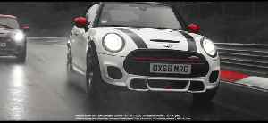 The new MINI John Cooper Works and the new MINI John Cooper Works Convertible Teaser [Video]