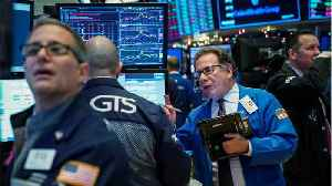 Stocks Fall After Interest Rate Forecast From Federal Reserve [Video]