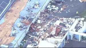 Seattle-area tornado damages homes [Video]