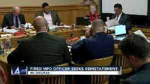 Milwaukee police officer fired in relation to Sterling Brown arrest fights for reinstatement [Video]