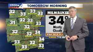 Above normal temperatures Wednesday [Video]