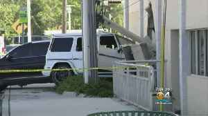 Suspect In Vehicle Theft Shot By Vehicle's Owner In Miami Beach [Video]