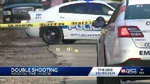 JPD investigates double shooting on Wooddell Drive [Video]