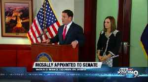McSally appointed to U.S. Senate 6pm [Video]