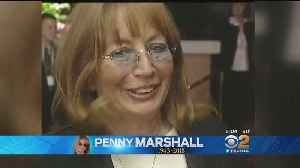 Penny Marshall, 'Laverne & Shirley' Star And 'Big' Filmmaker, Dead At 75 [Video]