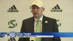Sacramento State Hires New Football Coach Troy Taylor [Video]