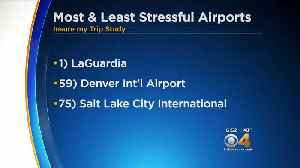 DIA Ranked Among The Least Stressful Airports During The Holidays [Video]